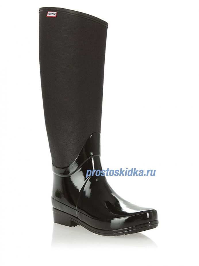Сапоги Hunter W25031 BLK